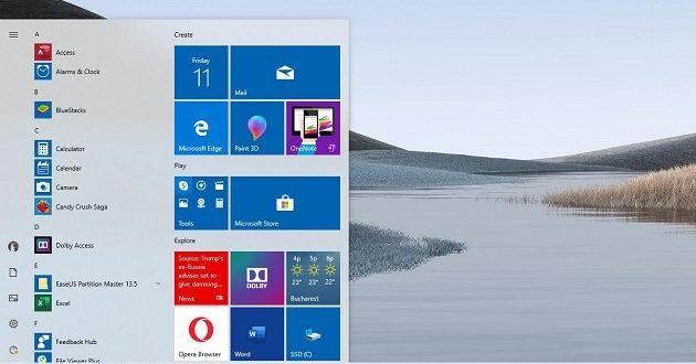 Windows 10 versión Noviembre 2019 ya es estable